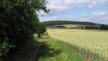 Entspannung - Wanderweg Limberg Bad Holzhausen