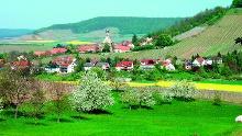 Steigerwald-Panoramaweg - 4. Etappe - Von Iphofen nach Abtswind