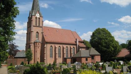 St. Ludger Kirche in Neuscharrel
