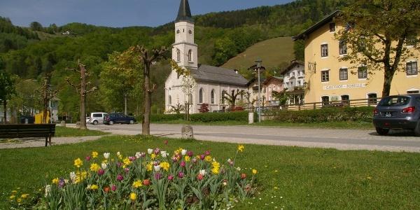 Kirche Marktschellenberg