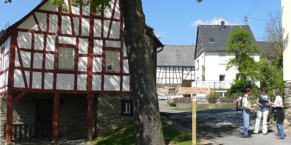 Altes Rathaus in Laufersweiler