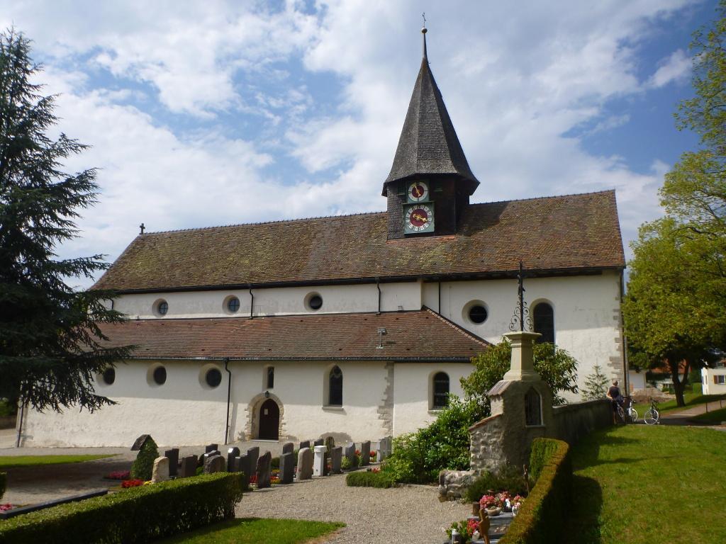 Pfarr- und Wallfahrtskirche St. Genesius