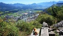 Wanderung zum Kleinen Barmstein über die Ruine Thürndl