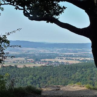 Ausblick vom Hohenstein