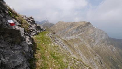 Blick auf den Monte Tofino