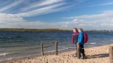 Seerundweg am Schladitzer See