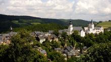 Panoramaweg Schwarzenberg