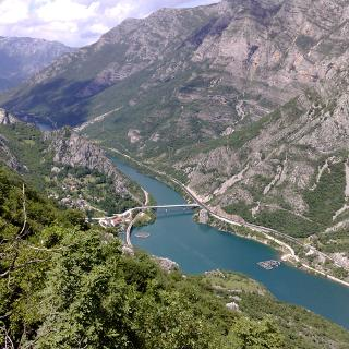 Dreznica from Vrdi