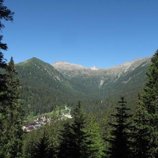 Sentiero dell'imperatrice - malga Montagnoli