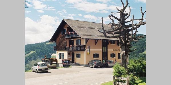 Klippitztörl - Seetalerhütte