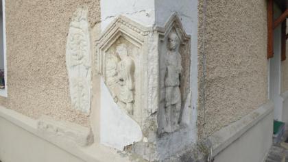 Ein römischer Schreiber.