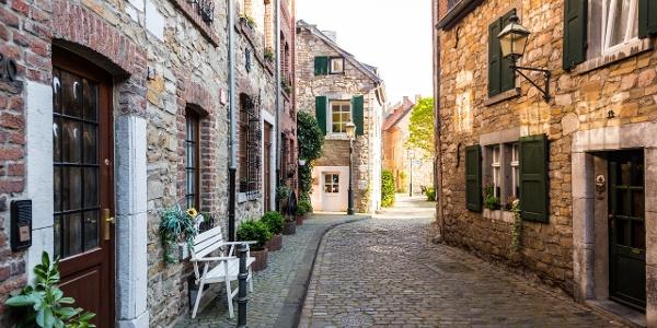 Historische Altstadt Stolberg