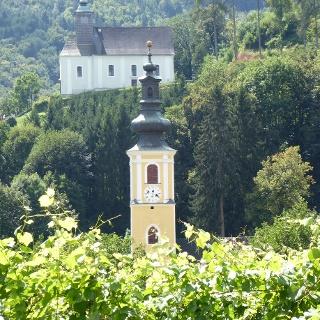 Pfarrkirche und Josefikirche