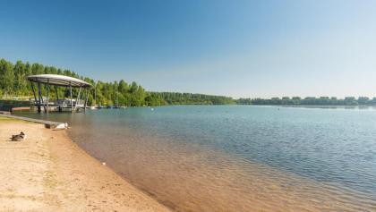 See-Ufer Blaustein-See