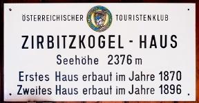 Zirbitzkogelhaus, auch als Helmut-Erd-Schutzhaus bekannt