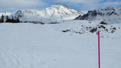 Schneeschuh-Route Bidanätsch
