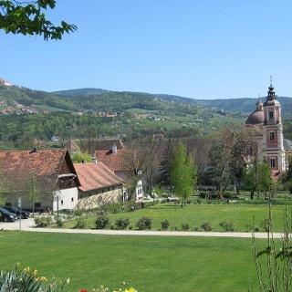 Im Schlosspark Pöllau