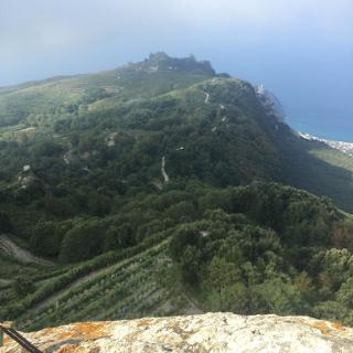 Monte Epomeo, höchster Punkt mit Aussicht