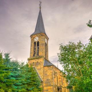 Dorfkirche - Dörnfeld