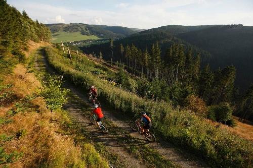 Bike Arena Sauerland - Skisportstätten-Tour Nr. 27