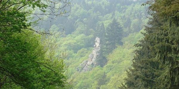 Langenstein im Kellenbachtal