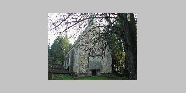 Wehrkirche zum heiligen Leonhard