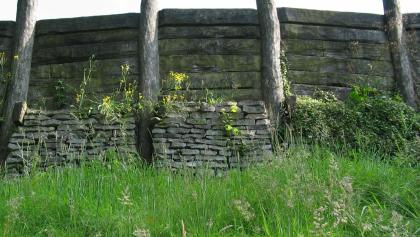 Wallanlage Nachbau