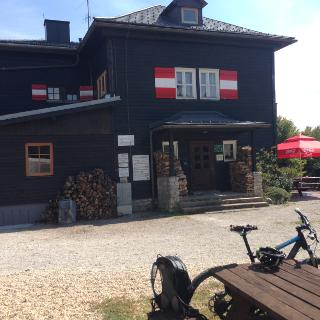 Peilstein Schutzhaus
