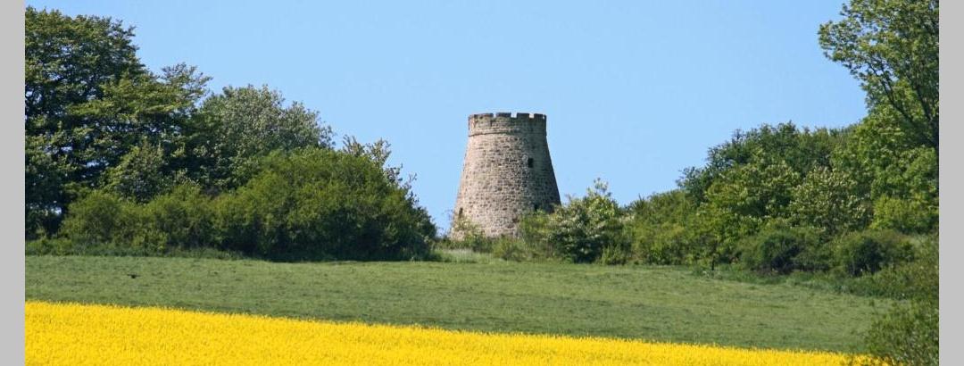 Windmühlenstumpf Saalberg