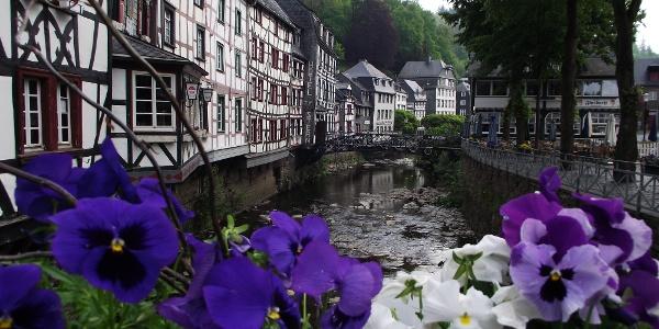 Eifelsteig Etappe 3: Monschau - Einruhr_Monschau Ortskern