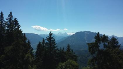 Blick auf den Dachstein von der Loserhütte