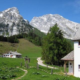 Berchtesgadener Land Bikerunde Mitte - Abschnitt II