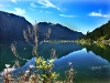 Blick über den Haldensee  - @ Autor: kUNO  - © Quelle: Tourismusverband Tannheimer Tal