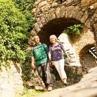 Auf Schloss Dhaon