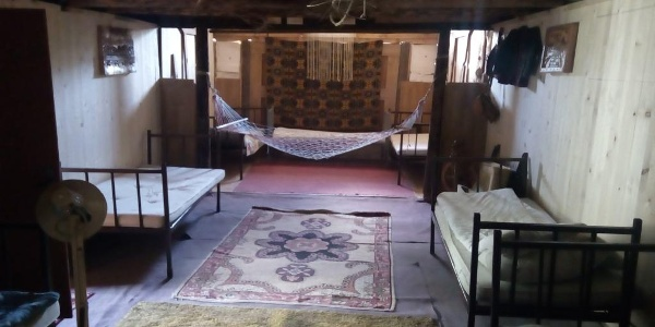 Group accommodation Unite