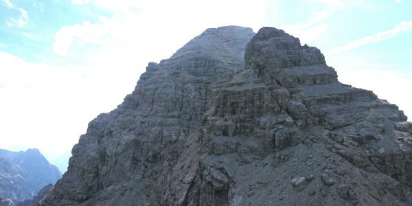 Gipfel des Hochvogel