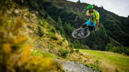 Mountainbike in Saalbach Hinterglemm