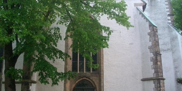 Ev. Stadtkirche Horn Vordereingang