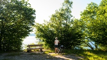 Eifel-Höhen-Route - Etappe 3a Einruhr - Gemünd (Nordschleife)