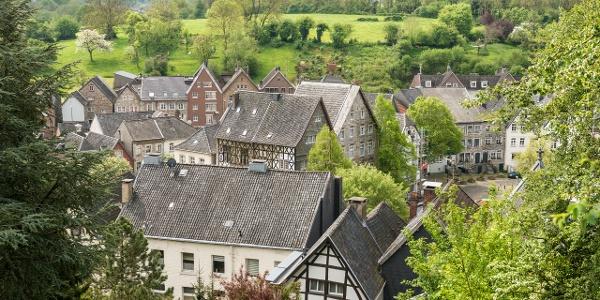 Historischer Ortskern Kornelimünster