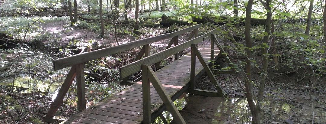 Brücke Weg der Selbstzuwendung