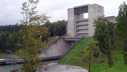 Schleuse Eckersmühle