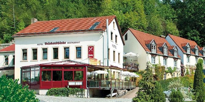 Hotel und Restaurant Brückenschänke • Gaststätte » outdooractive.com