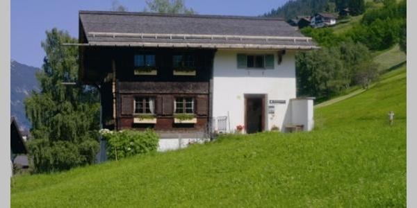 Altes Frühmesshaus Bartholomäberg