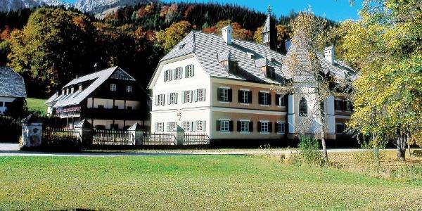 Der Brandhof in Gollrad