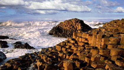 The Giants Causeway