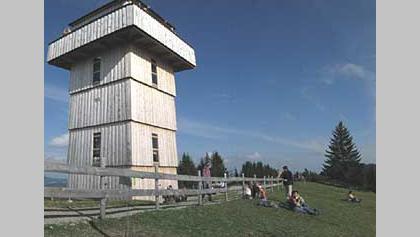 Alpkönigblick - Aussichtsturm Hauchenberg