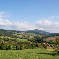 Blick von Bachersgrub nach Obermühlbach
