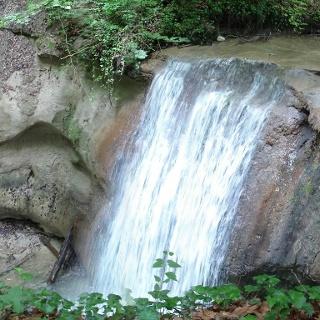 Wasserfall des Buttenmühlebaches