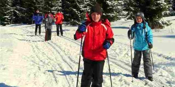 Skifahren in Benneckenstein